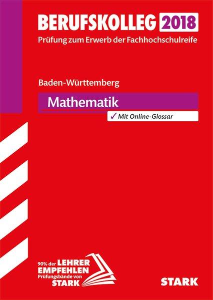 Berufskolleg Baden-Württemberg Mathematik [Tasc...