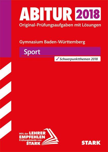 Abiturprüfung Baden-Württemberg - Sport [Tasche...