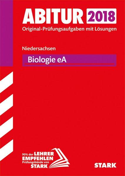 Abiturprüfung Niedersachsen - Biologie EA [Tasc...