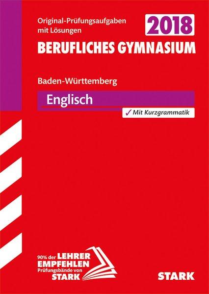 Abiturprüfung Berufliches Gymnasium Baden-Württ...
