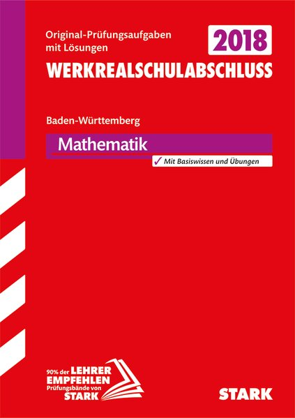 Abschlussprüfung Werkrealschule Baden-Württembe...