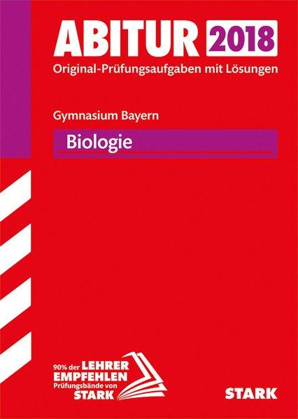 Abiturprüfung Bayern - Biologie [Taschenbuch]