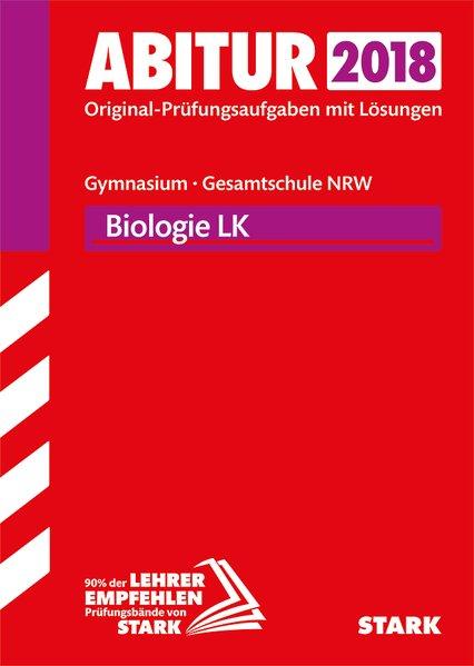 Abiturprüfung Nordrhein-Westfalen - Biologie LK...
