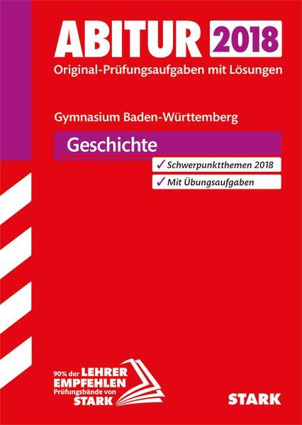 Abiturprüfung Baden-Württemberg - Geschichte [T...