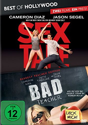 Sex Tape/Bad Teacher - Best of Hollywood [2 Mov...