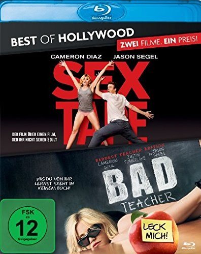 Sex Tape / Bad Teacher [Best of Hollywood / 2 M...
