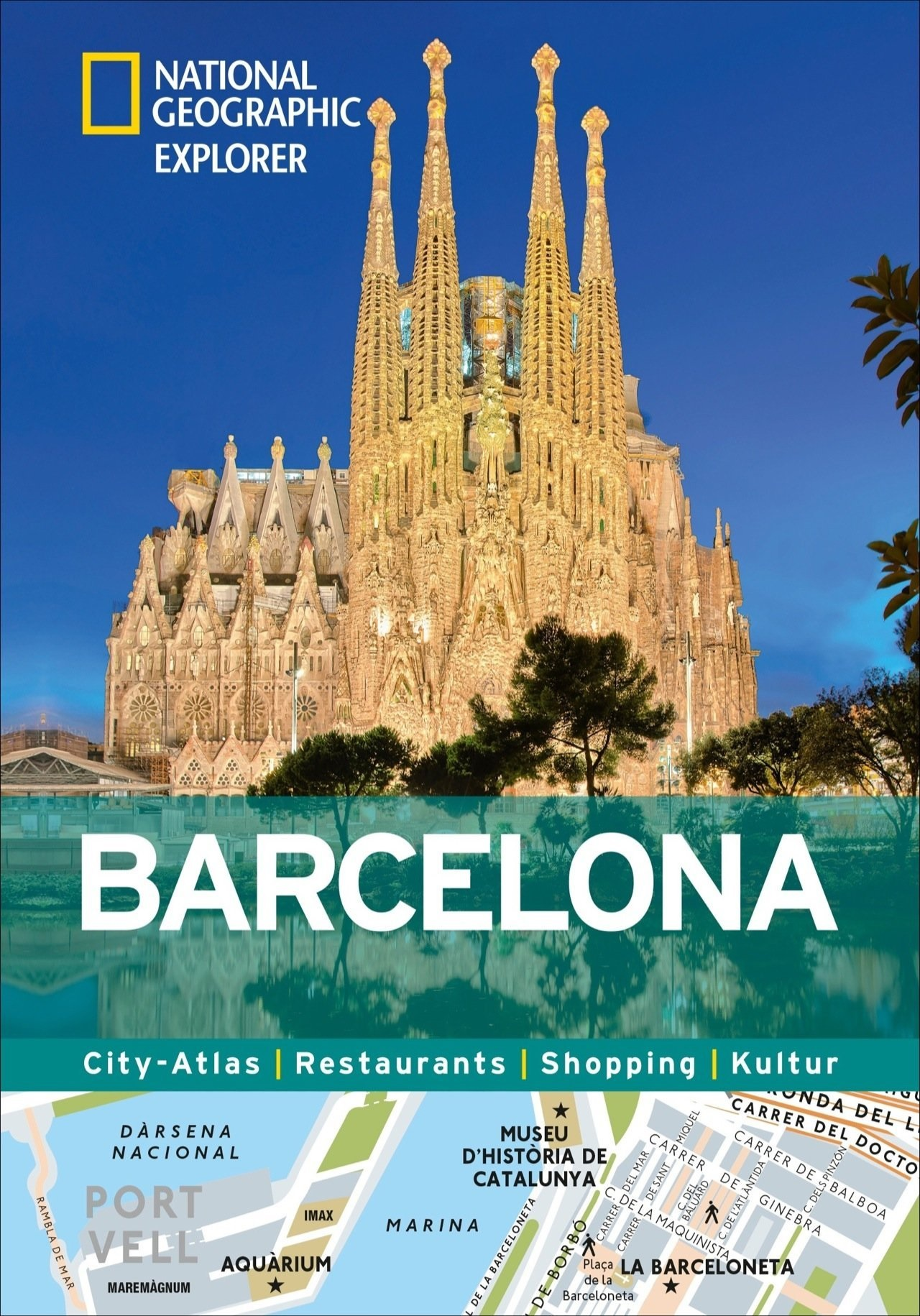National Geographic Explorer: Barcelona - City-...