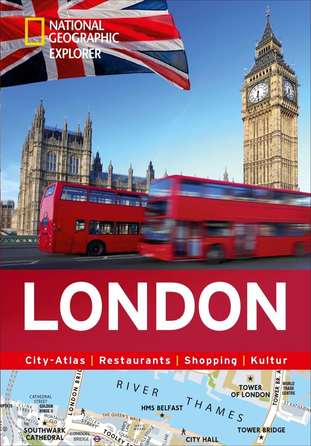 National Geographic Explorer: London - City-Atl...