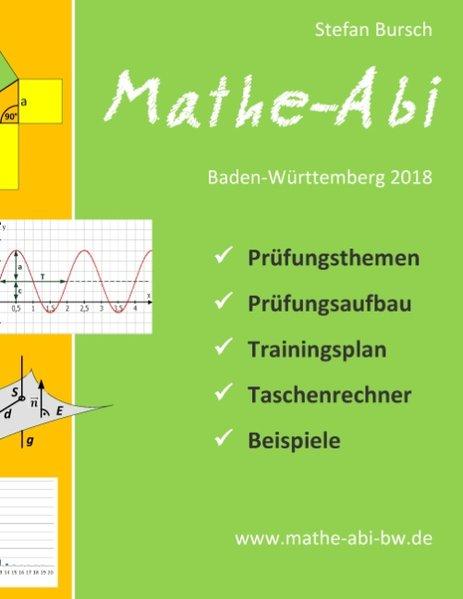 Mathe-Abi Baden-Württemberg 2018 - Stefan Bursc...