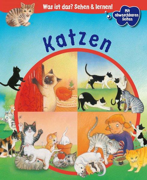 Katzen [Gebundene Ausgabe]