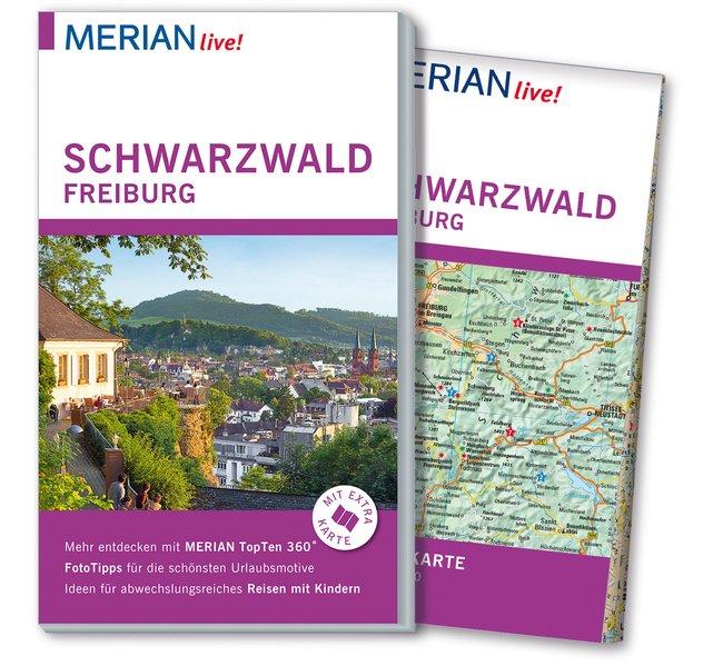 MERIAN live! Reiseführer: Schwarzwald Freiburg ...