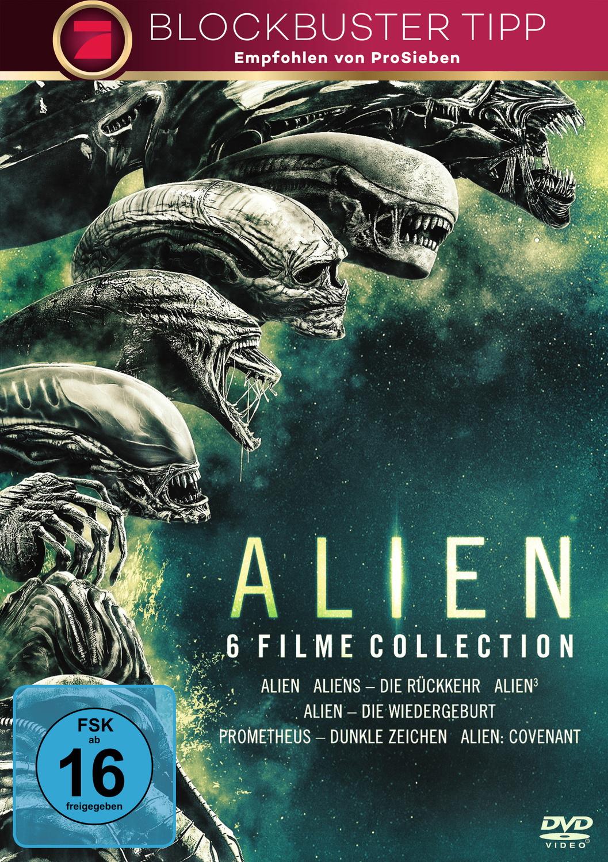 Alien - 6 Filme Collection