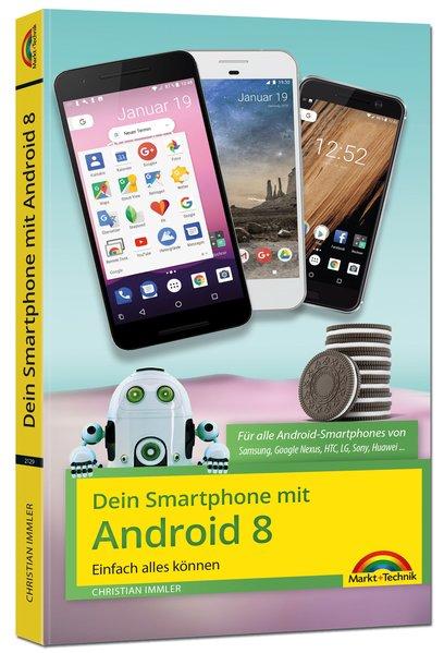 Dein Smartphone mit Android 8 Oreo - Einfach al...
