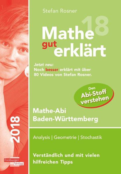 Mathe gut erklärt 2018 Baden-Württemberg Gymnas...