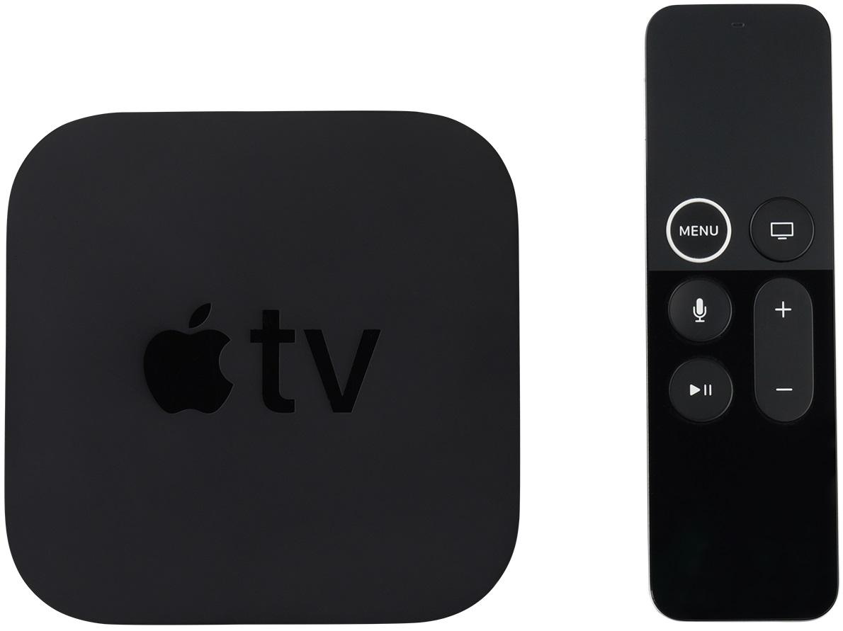 Apple TV 4K 64GB schwarz