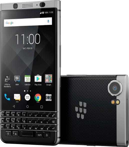 Blackberry KEYone 32GB silber