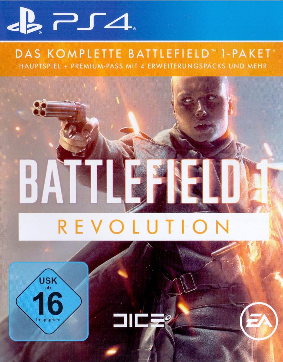 Battlefield 1 [Revolution Edition]