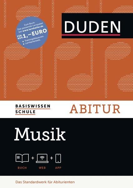 Basiswissen Schule - Musik Abitur - Birgit Jank...