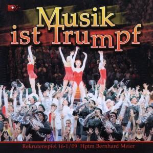 Schweizer Militärmusik RS - Musik Ist Trumpf