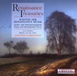 Various - Schätze der Renaissance Musik