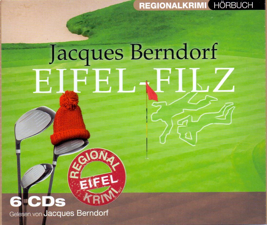 Eifel-Filz - Jacques Berndorf [6 CDs]