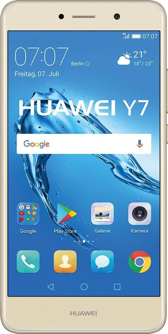Huawei Y7 16GB prestige gold