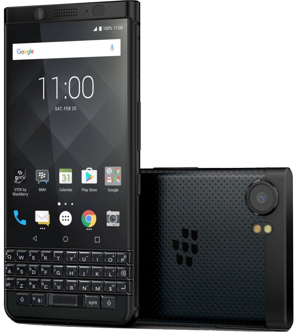 Blackberry KEYone 64GB [Black Edition] schwarz
