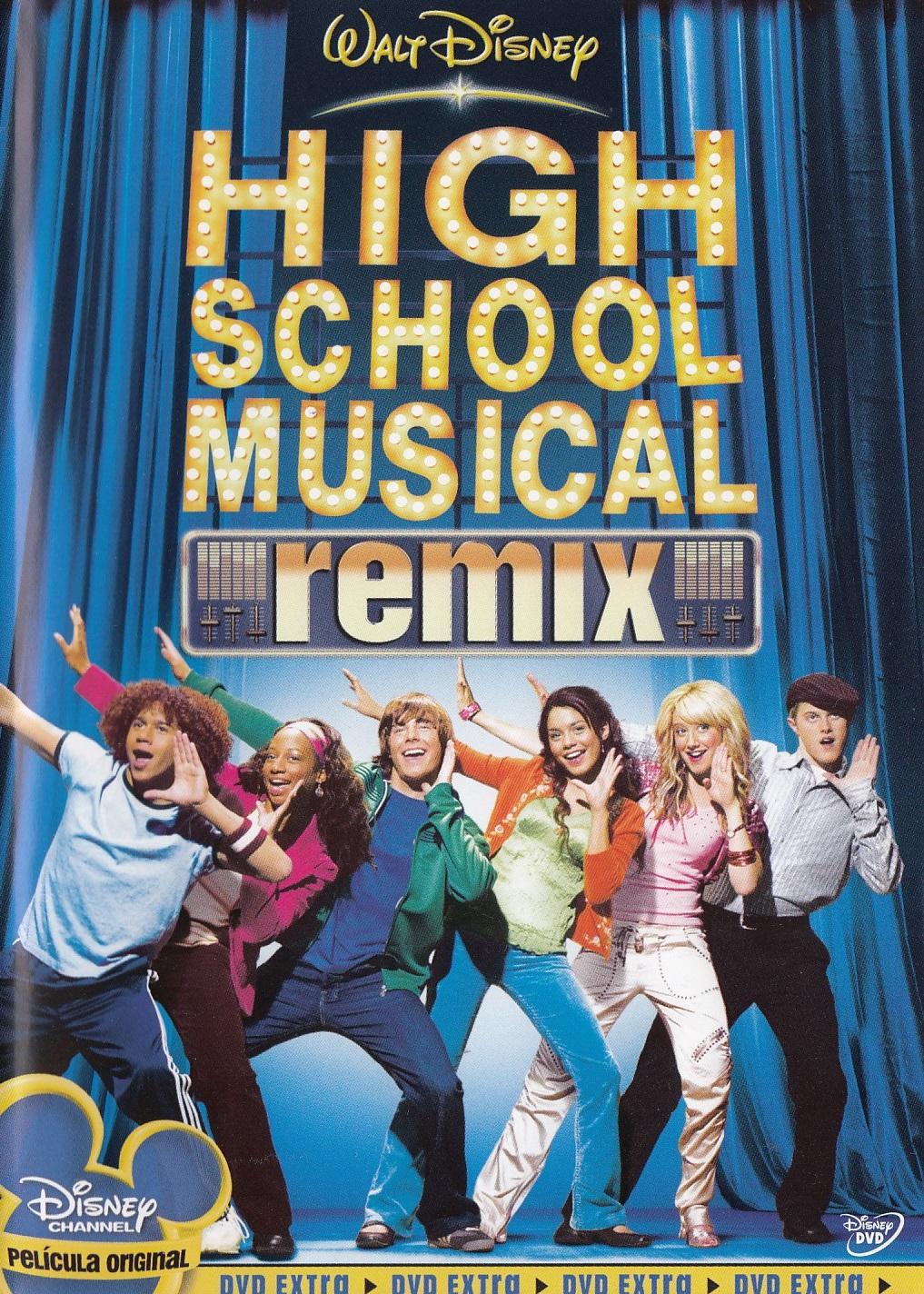 High School Musical - Remix [ES Import]