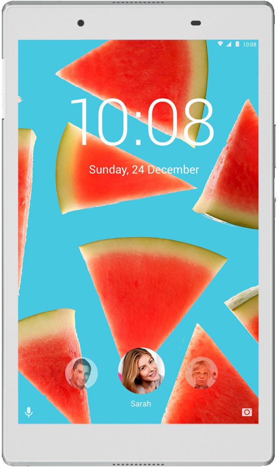 Lenovo Tab 4 8 8 16GB eMCP [Wi-Fi + 4G] polar white
