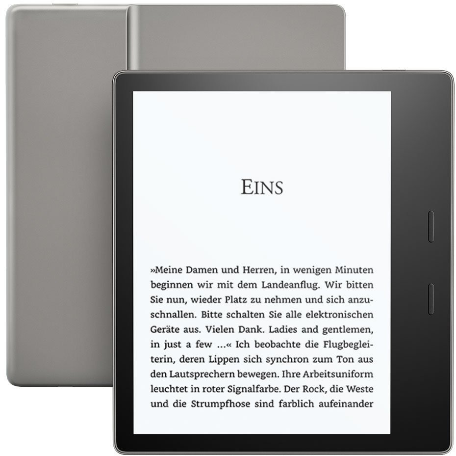 Amazon Kindle Oasis 7 32GB [Wi-Fi] schwarz