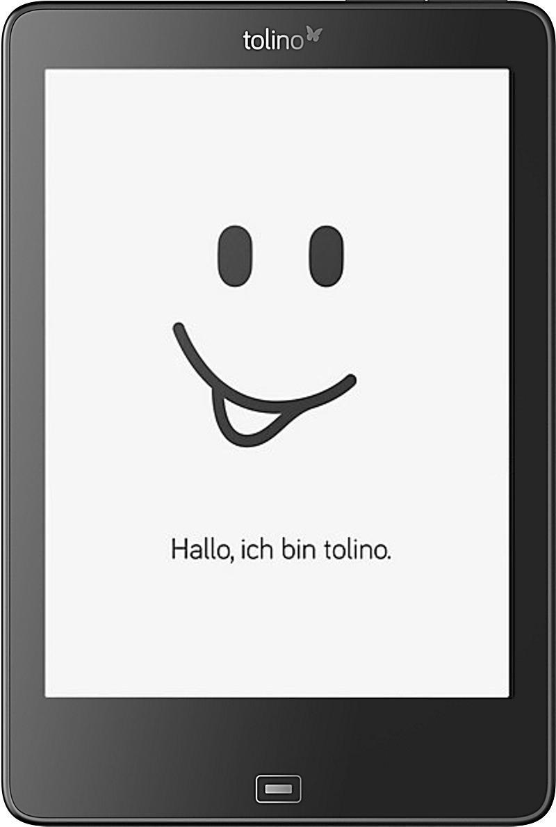 Tolino Epos 7,8 8GB [Wi-Fi] schwarz