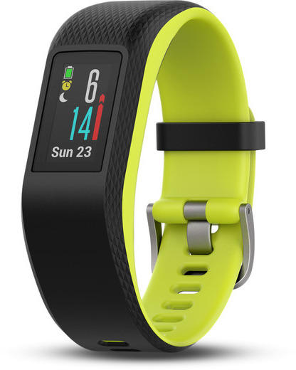 Garmin Vivosport Large limelight