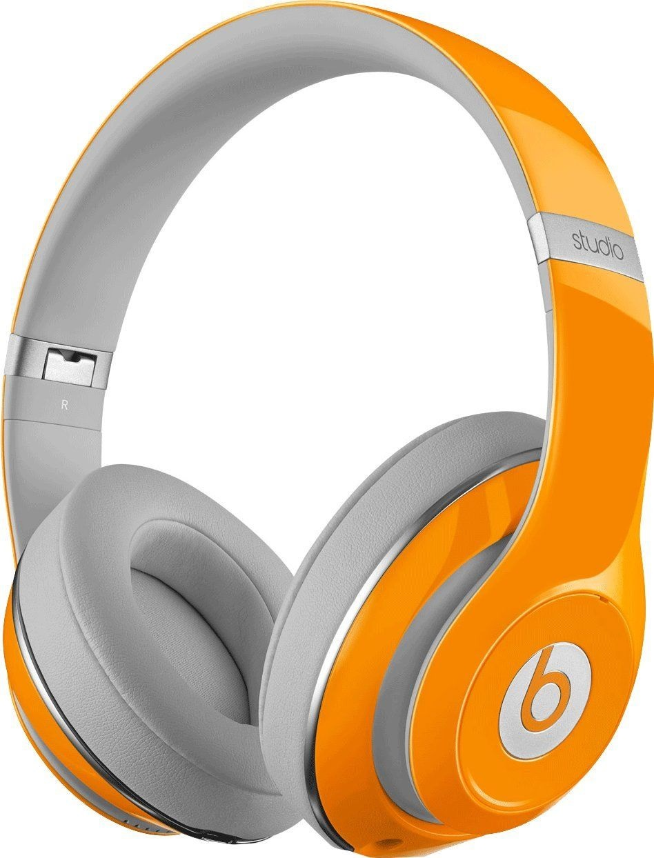 Beats by Dr. Dre Studio 2.0 Special Edition orange