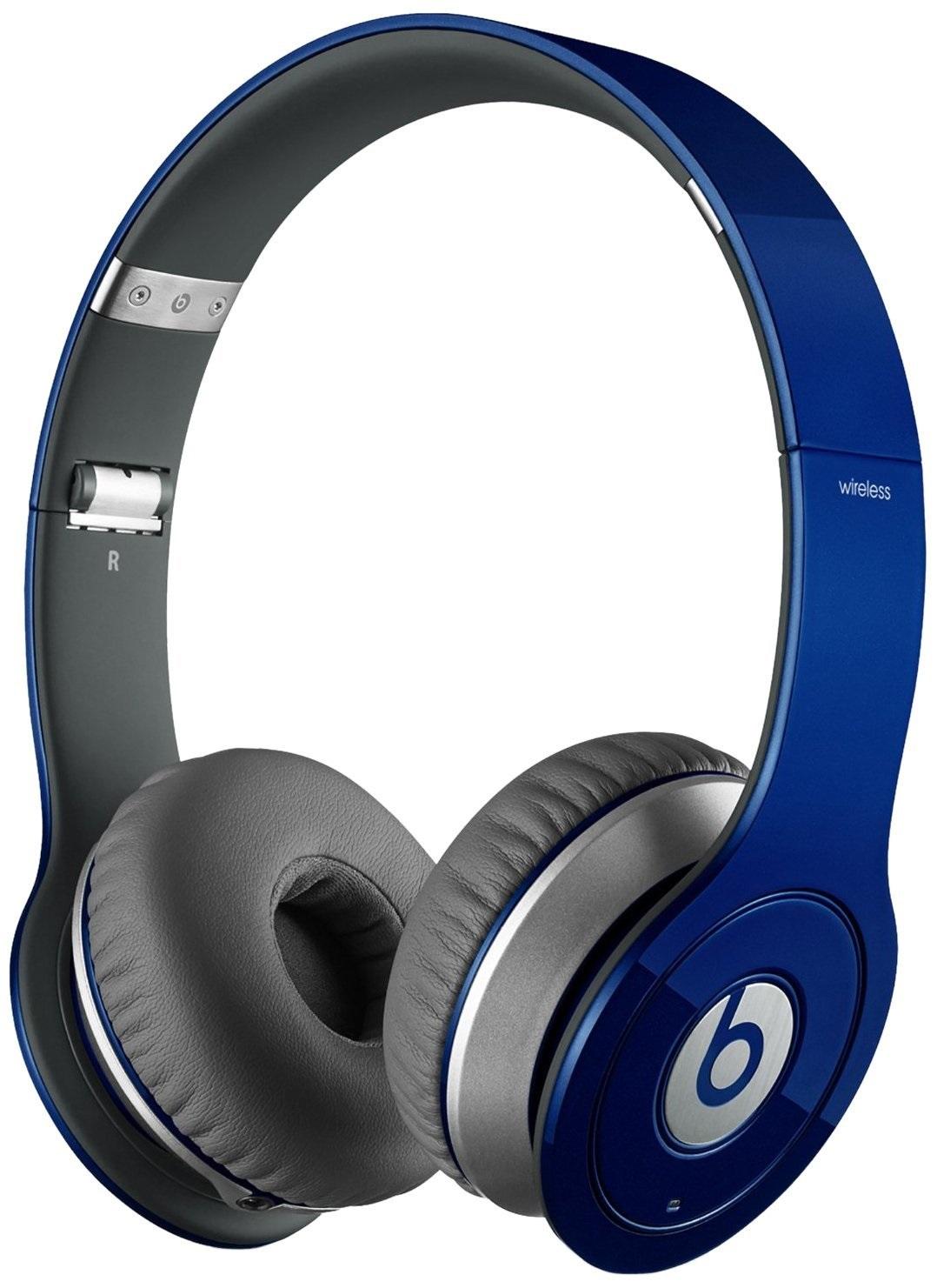 Beats by Dr. Dre wireless blue