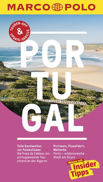 MARCO POLO Reiseführer: Portugal - Reisen mit I...