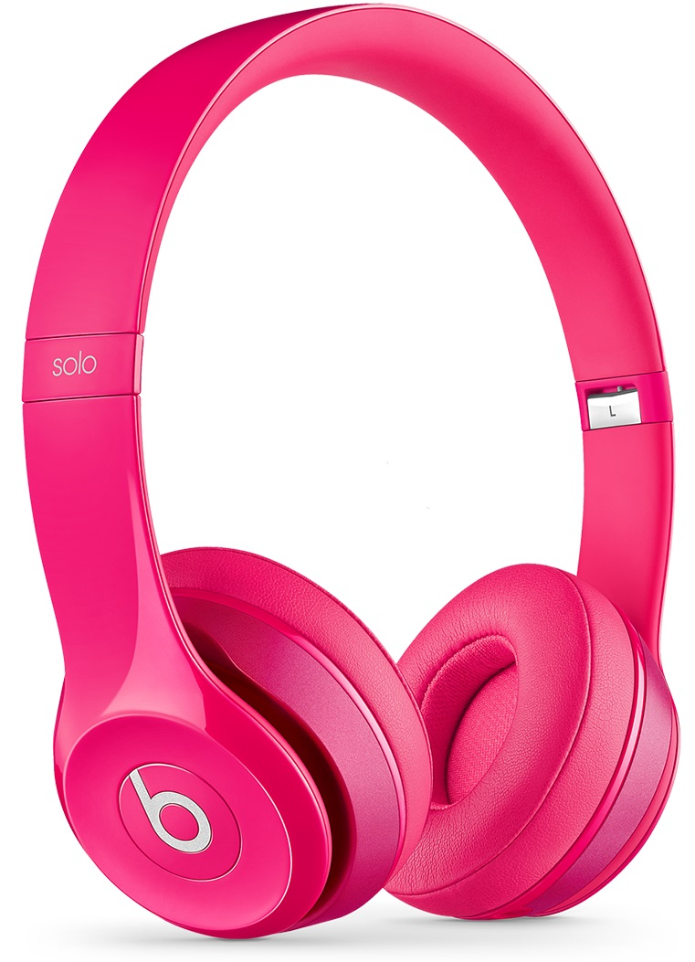 Beats by Dr. Dre Solo² pink