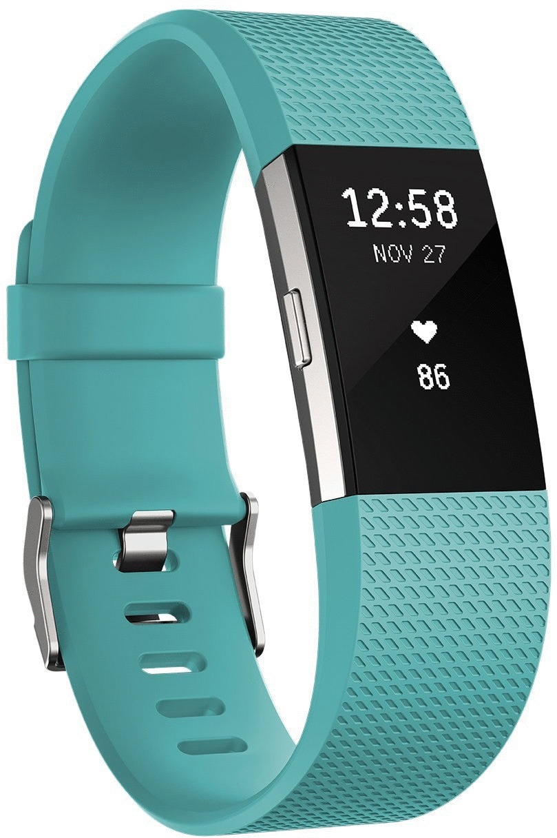 Fitbit Charge 2 Small teal