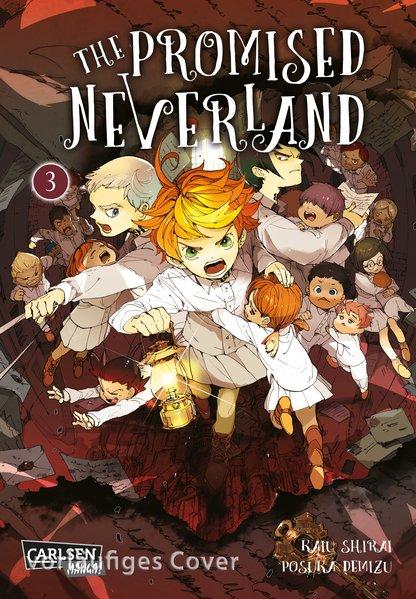 The Promised Neverland 3 - Kaiu Shirai [Taschenbuch]