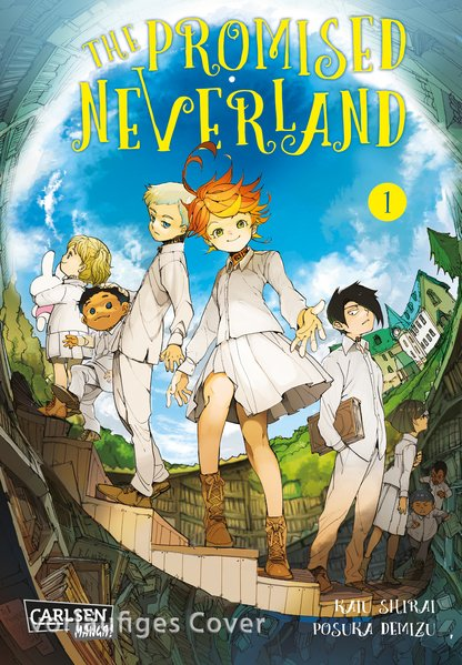 The Promised Neverland 1 - Kaiu Shirai [Taschenbuch]