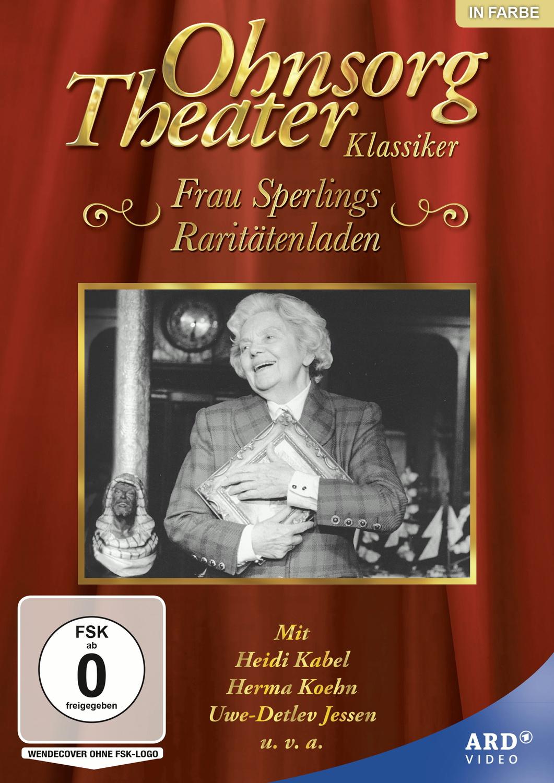 Ohnsorg Theater: Frau Sperlings Raritätenladen