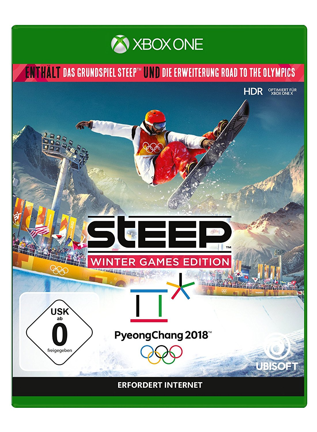 Steep [Winter Games Edition]
