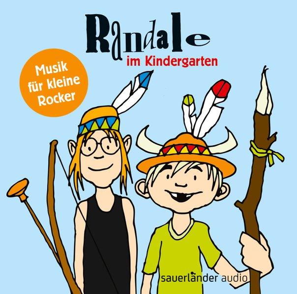 Various -Randale im Kindergarten: Musik für kle...