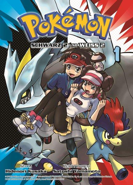 Pokémon Schwarz 2 und Weiss 2. Bd. 1 - Satoshi ...
