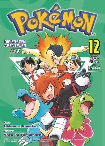 Pokémon - Die ersten Abenteuer. Bd. 12: Gold, S...