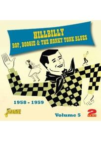 Various - Hillbilly Bop Boogie & Honky Tonk Blues Vol.5 [2 CDs]