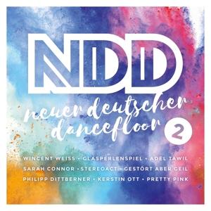 Various - NDD-Neuer Deutscher Dancefloor 2 [2 CDs]