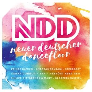 Various - NDD-Neuer Deutscher Dancefloor [2 CDs]