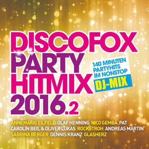 Various - Discofox Party Hitmix 2016.2 [2 CDs]