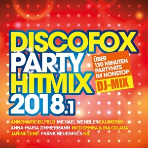 Various - Discofox Party Hitmix 2018.1 [2 CDs]