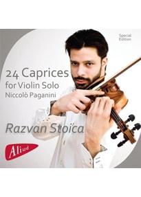 Stoica,Razvan - 24 Caprices for Violin Solo